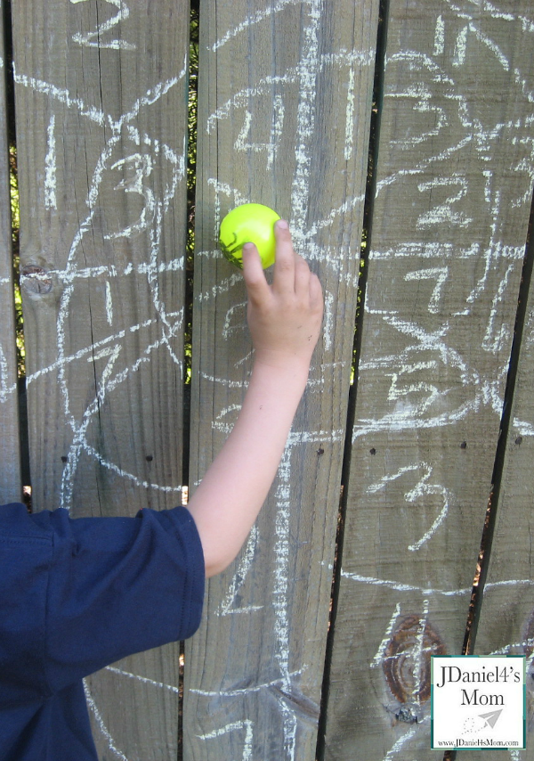 Math Games for Kids- Outdoor Math Web