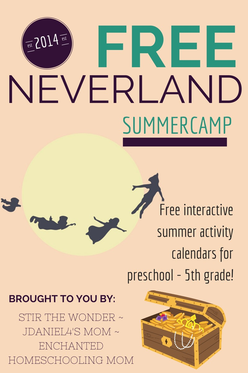 Neverland Summer Camp 2015 (1)