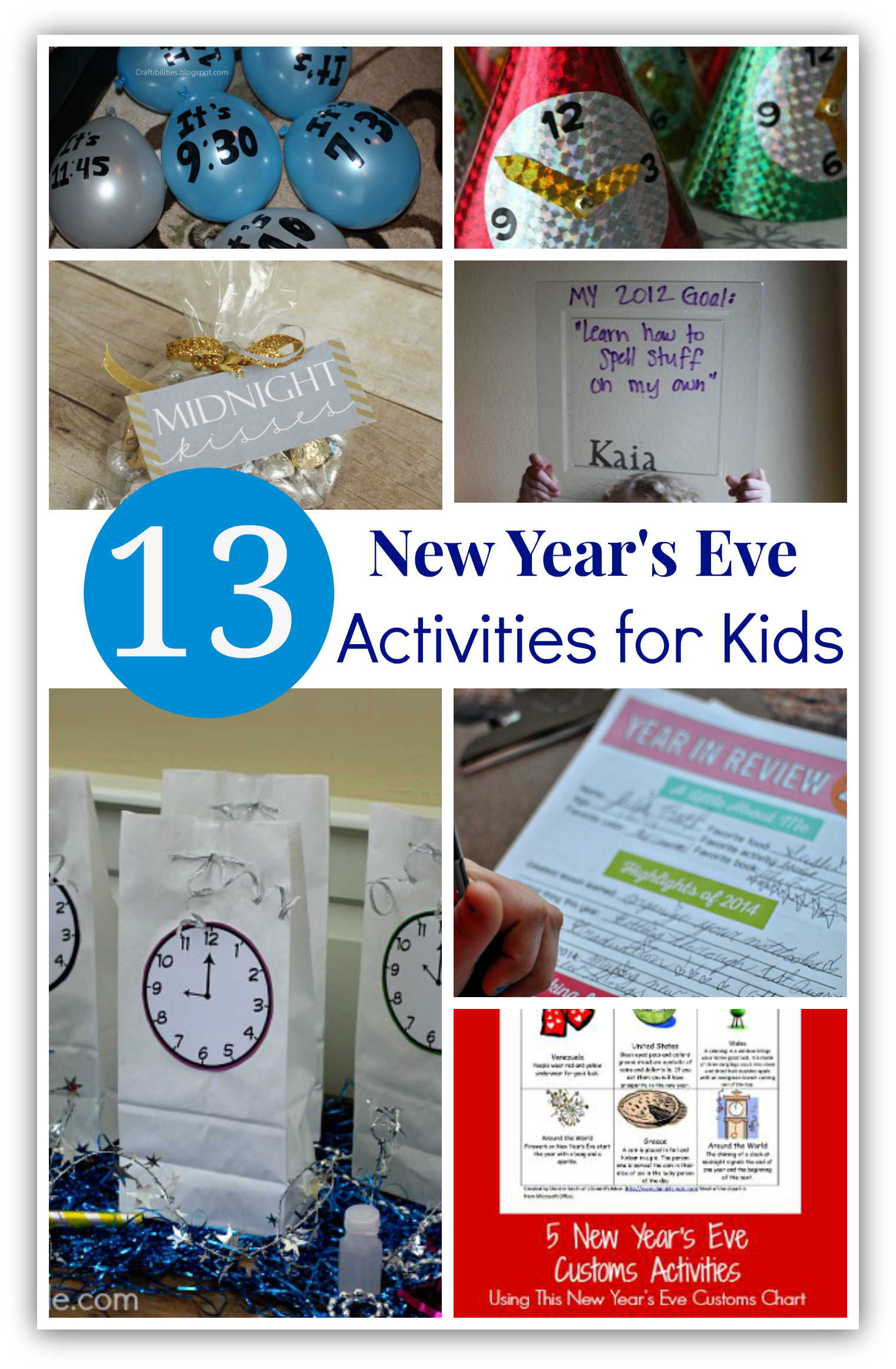New Year's Eve Activities for Kids - JDaniel4s Mom