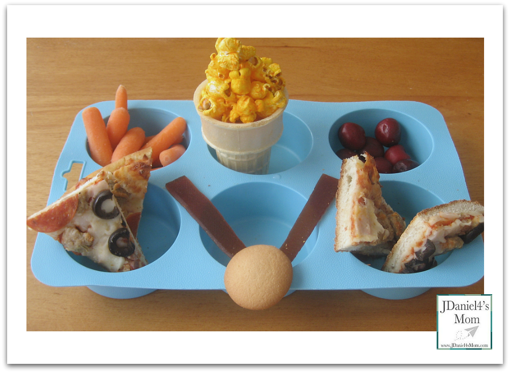 Olympic for Kids- A Gold Medal Lunch