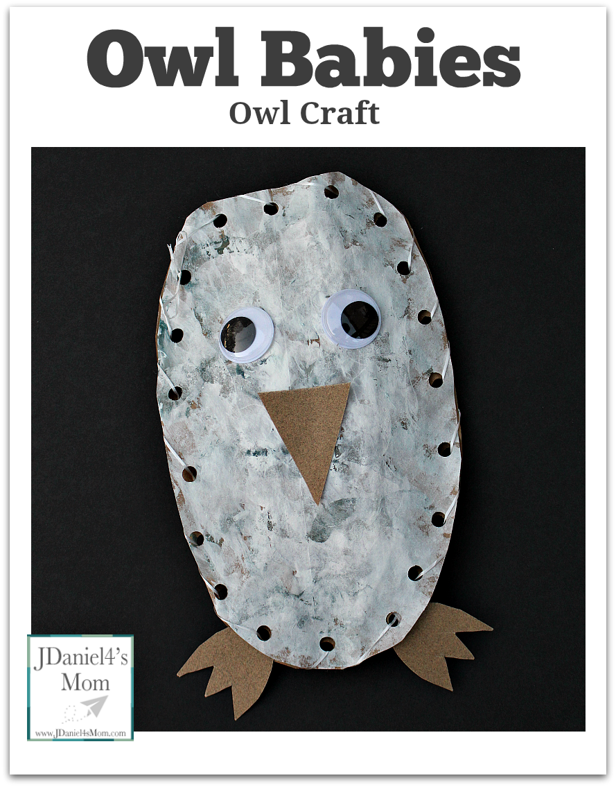 Owl Craft Based on the Book Owl Babies- It is fun to paint and create this fun owl craft. It would be great to use as a retelling tool.Owl Craft Based on the Book Owl Babies- It is fun to paint and create this fun owl craft. It would be great to use as a retelling tool.