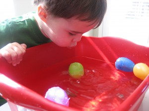 Easter STEM Activities with Plastic Eggs- Science Lesson
