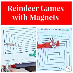Reindeer Games with Magnets