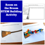 Room on the Broom STEM Building Activity with Printables