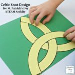 STEAM Activity Celtic Knot Design for Kids