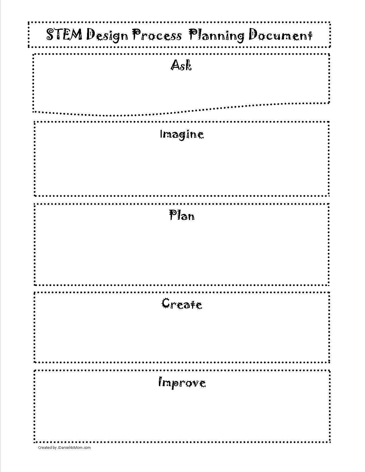 stem-design-process-planning-document