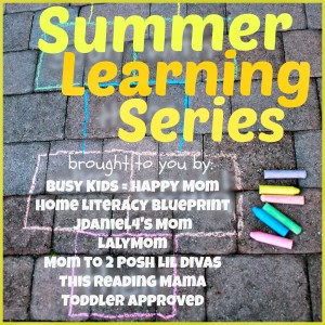 Kids Write- Summer Writing Prompts