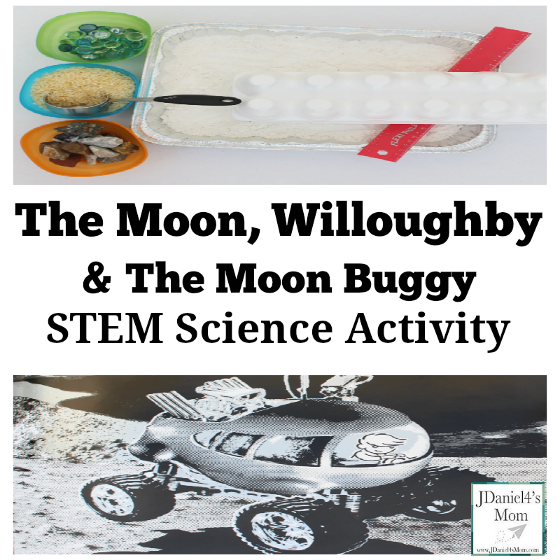 The Moon, Willoughby & The Moon Buggy STEM Science Activity Facebook