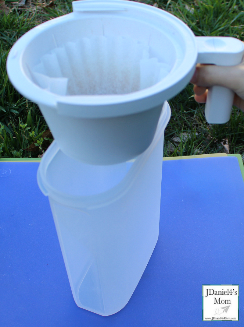 Water Pollution Experiments for Kids- Filtering Water Experiment