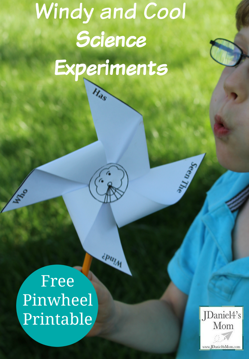 Windy and Cool Science Experiments