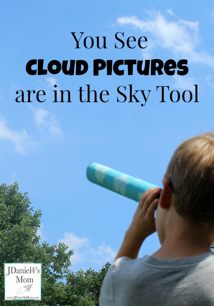 You See Cloud Pictures are in the Sky Tool