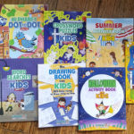 Woo! Jr. Activity Books