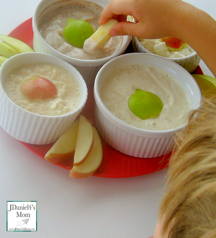 Dip Recipe- 5 Apple Dips