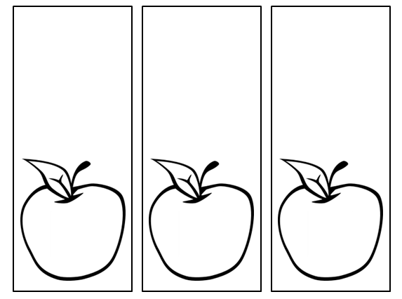 Apple Taste Test with Printables and Editable Place Cards - Place Cards