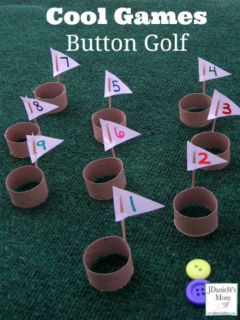 Cool Games Button Golf