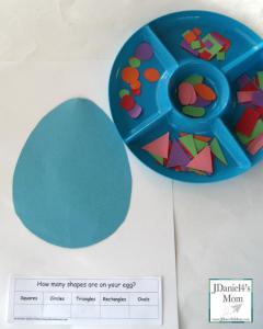 Cool Math for Kids- Easter Egg Learning