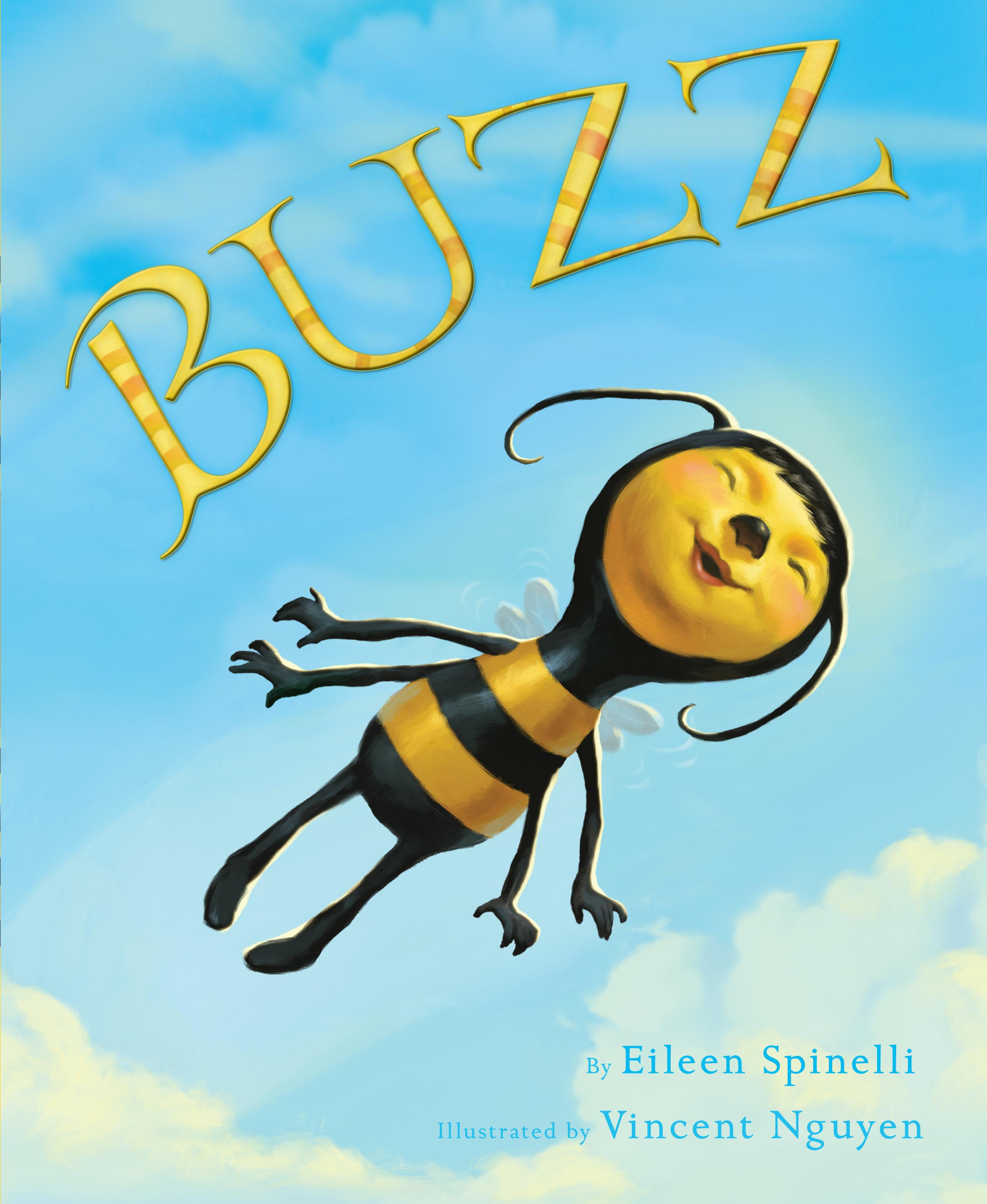 Buzz- A children's book