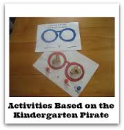 Activities Based on the Kindergarten Pirate