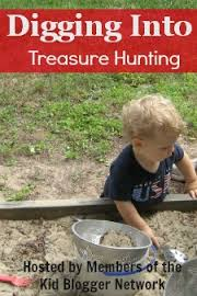 Dig Into Treasure Hunting- Back to School Learning Bins