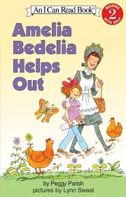 Reading Comprehension Illustrating a Story - Amelia Bedelia Helps Out