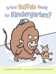 Is Your Buffalo Ready for Kindergarten Activities