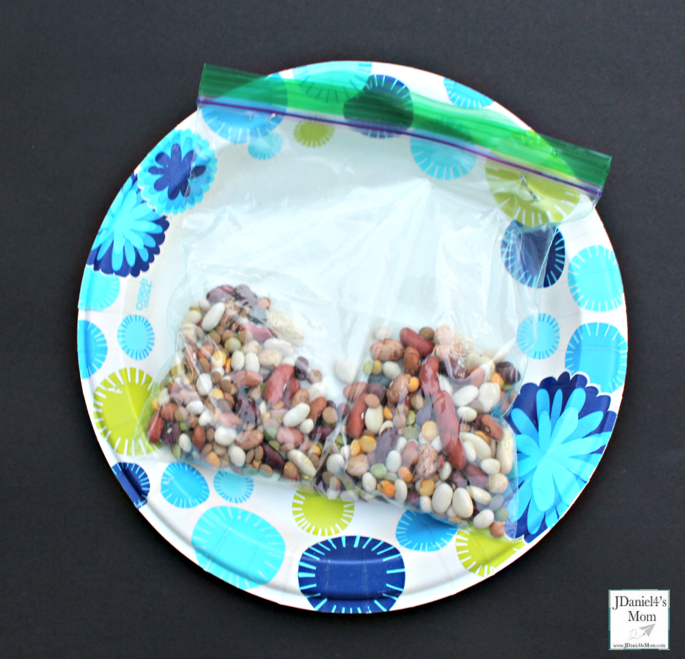 Echolocation Activity for Kids- This is a fun sensory and science activity. Here is the mosquito shaker plate.