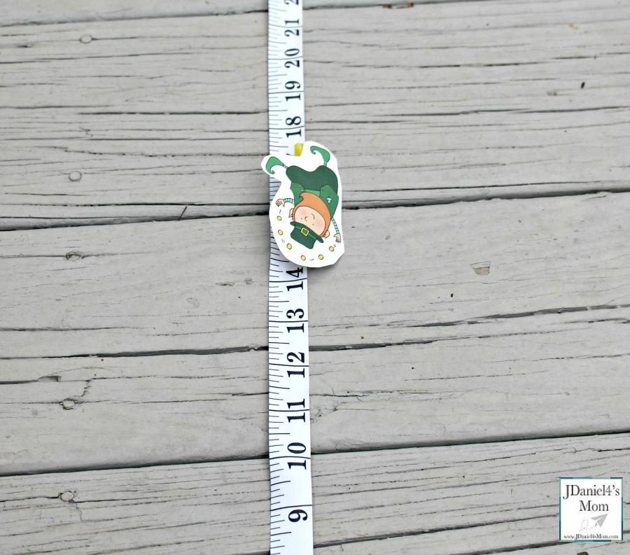 Straw Rockets with Leprechaun Pictures- This is a fun STEM activity. It is a great way to explore measurement and breath control. Children at home and students at school will have fun with this activity.