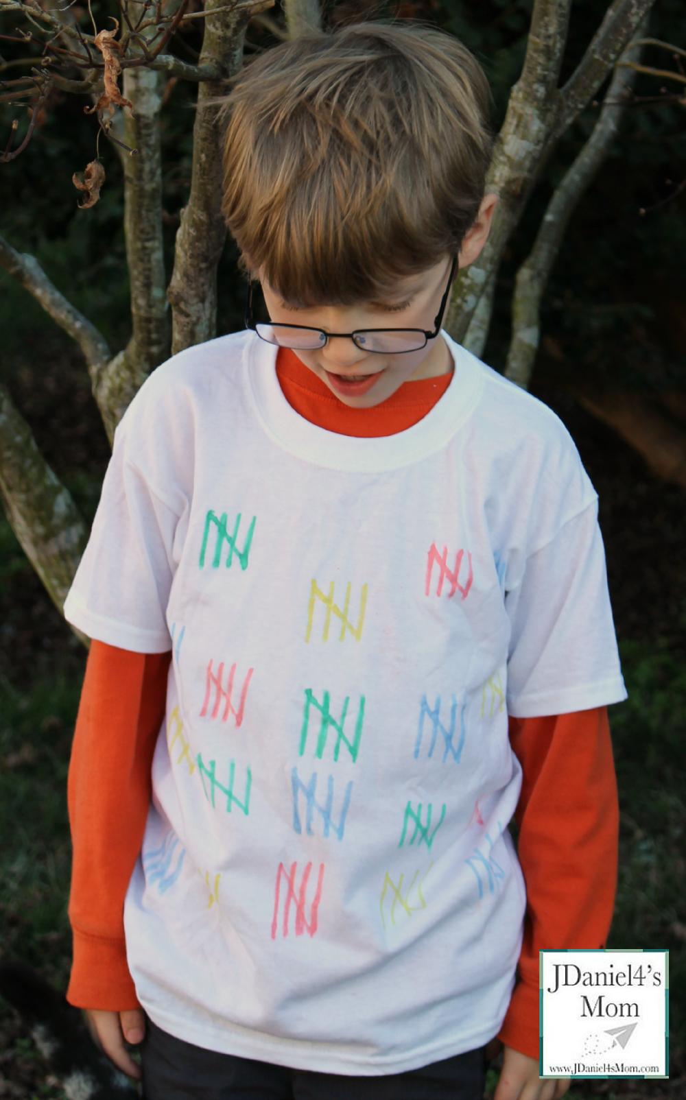 100th Day of School Shirt Idea