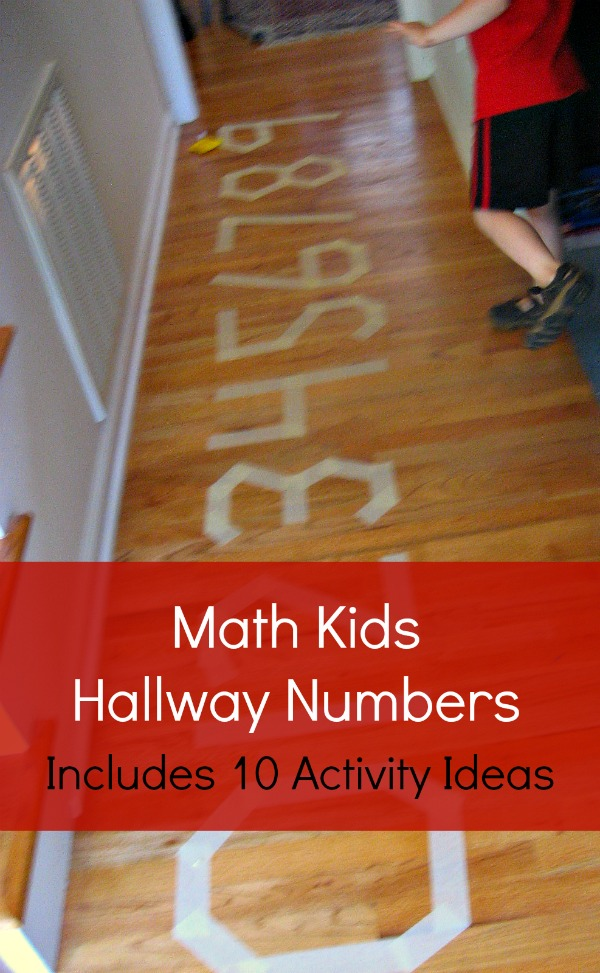 Math for Kids - Hallway Numbers