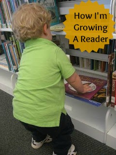 Kids Reading- How I'm Growing a Reader