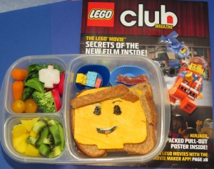 Lunch Ideas-LEGO
