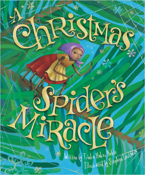 A Christmas Spider's Miracle- Read.Explore.Learn.