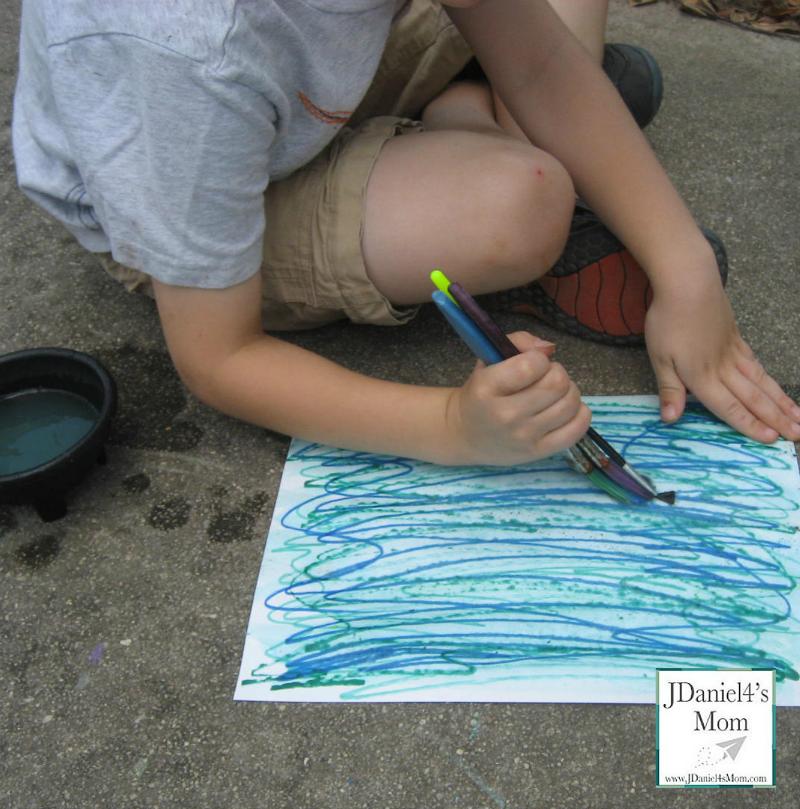 Ocean Animals- Paper Plate Craft