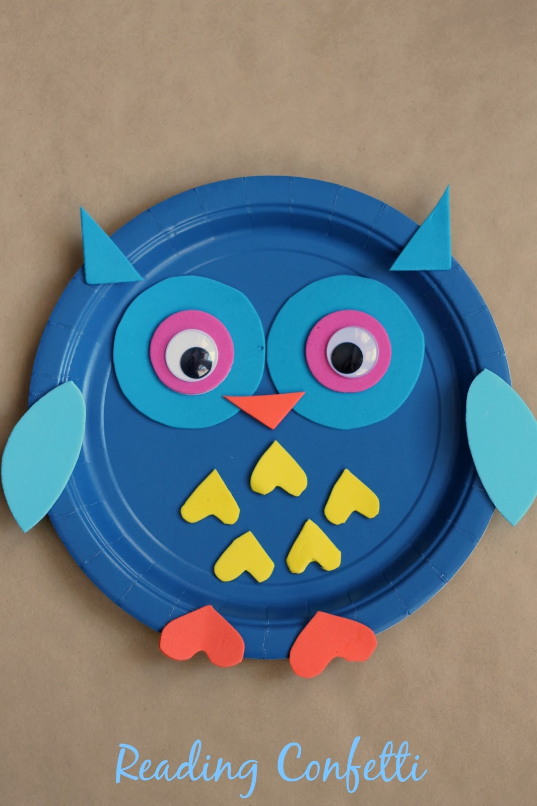 Fall Crafts with Owls for Kids. Paper Plate ... & Crafts Archives - Page 7 of 17 - JDaniel4s Mom