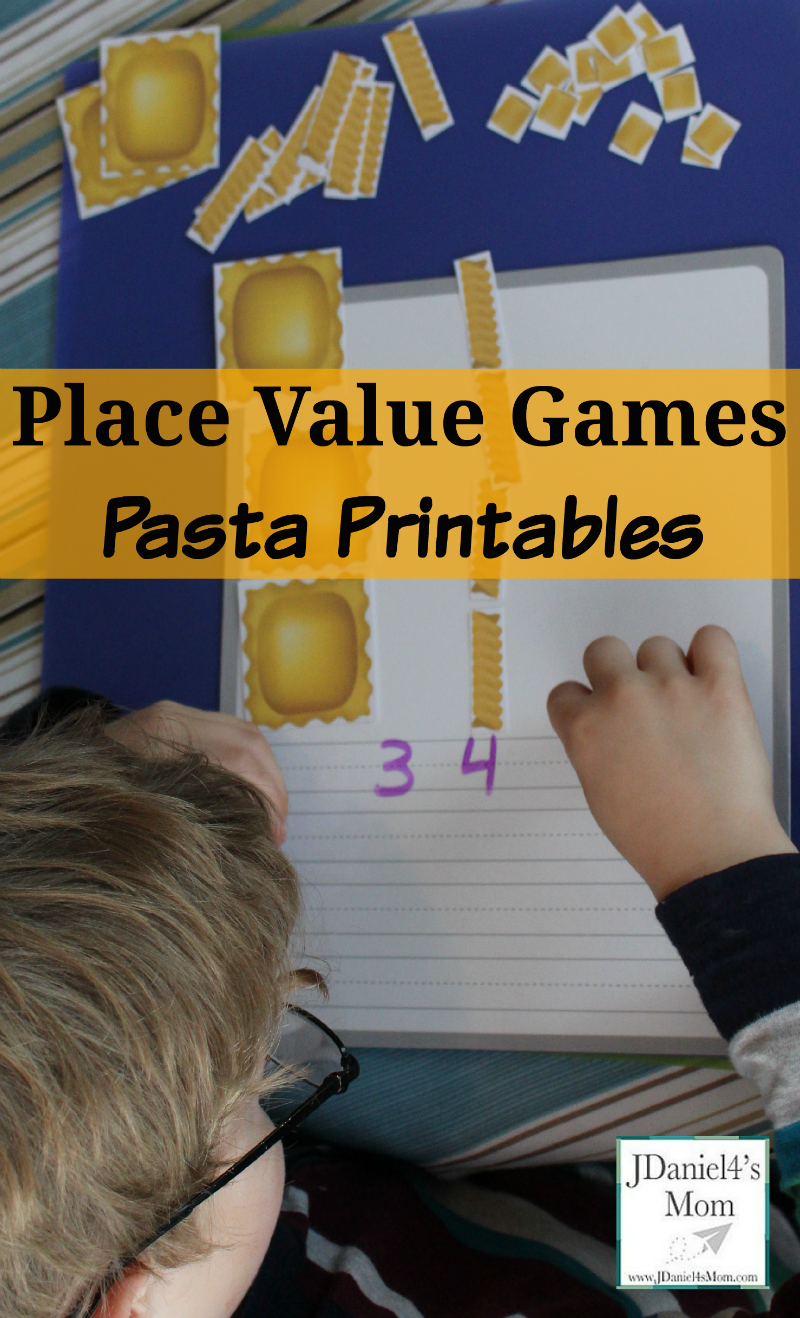 Magic image within place value games printable