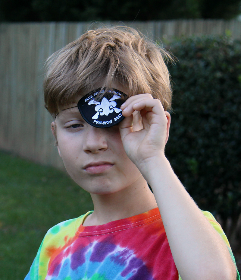 Why Did Pirates Wear Eye Patches Experiment - Switching the Patch