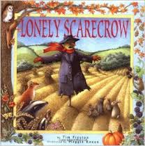 Lonely Scarecrow Activities for Kids