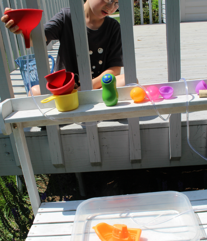 How to Science Kids Guide: How you can make water flow?