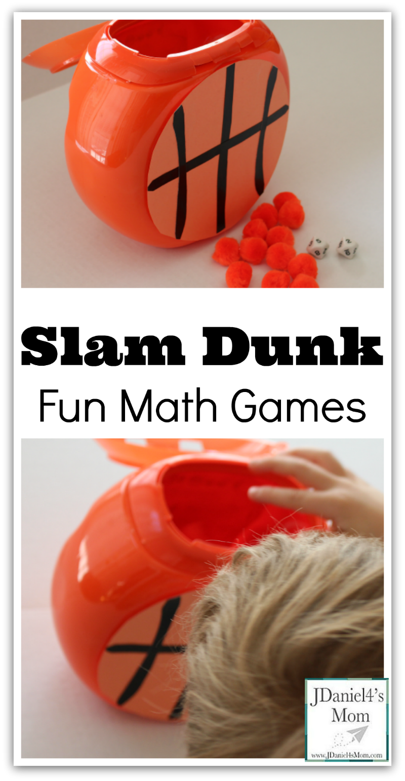 Slam Dunk- Fun Math Games