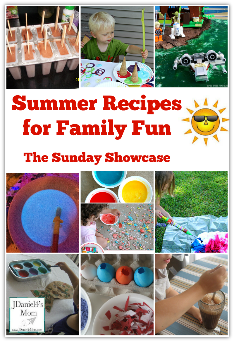 Summer Recipes for Family Fun