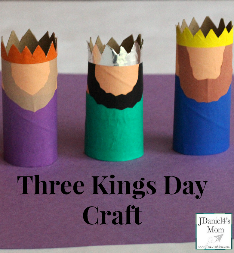 Three Kings Day Arts And Crafts