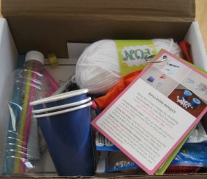 Together Box Supplies and Activity Book