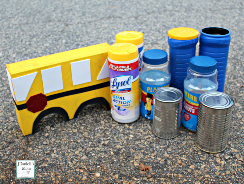 Wheels on the Bus STEM Activity Finding Wheels that Move - Wheel Supplies